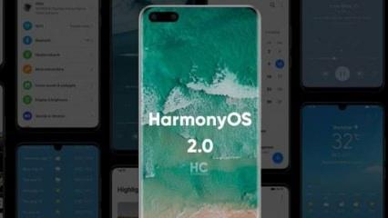 Huawei'nin işletim sistemi HarmonyOS 2.0 için tarih belli oldu