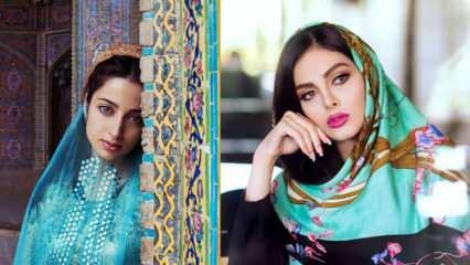 İranlı kadınların güzellik sırları neler? İranlı kadınların saç ve cilt bakım önerileri
