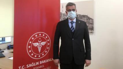 İstanbul İl Sağlık Müdüründen sevindiren açıklama: Maske kullanımı grip vakalarını da azalttı!