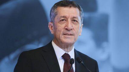 MEB Bakanı Ziya Selçuk'tan kritik açıklama! Lise sınavları iptal olacak mı? Sınav yapamayız...