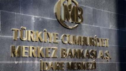 Merkez Bankası'ndan piyasalara sıkı duruş mesajı