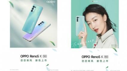 Oppo Reno 5K'nın fiyatı ve teknik özellikleri sızdırıldı
