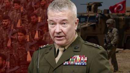 CENTCOM'un lider komutanından çarpıcı açıklama: Türkiye durmayacak
