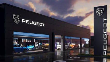 Peugeot 11'inci logosunu tanıttı! İşte geçmişten günümüze Peugeot logoları...
