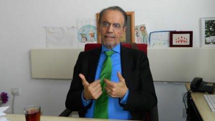 Prof. Dr. Mehmet Ceyhan açıkladı: Mutasyonda artık yol ayrımına geldik