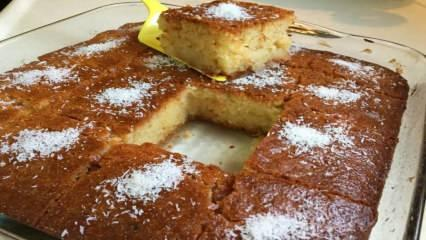 Sünger tatlısı nasıl yapılır? Sünger tatlısı yapımının püf noktaları