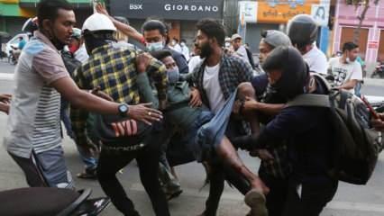Türkiye'den Myanmar açıklaması: Şiddetle kınıyoruz