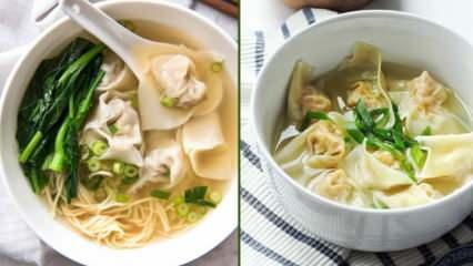 Wonton: Çin mutfağının leziz başlangıcı