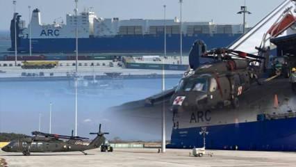 Yunanistan ile ABD anlaşmıştı! Helikopterler Dedeağaç'a indi