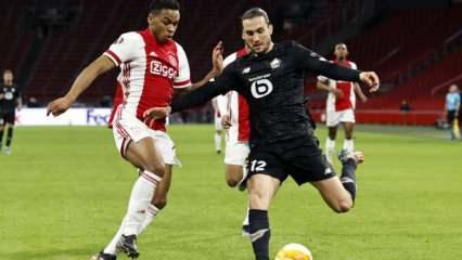 Yusuf Yazıcı'dan Ajax'a tarihi gol!