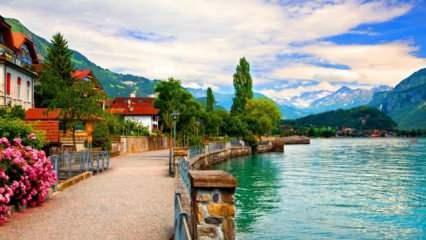 Dünyanın en güzel ve otantik 6 kasabası