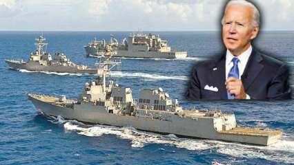 Biden resmen açıkladı! ABD Çin ve Rusya'ya 'savaş' ilan etti