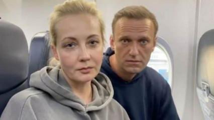 ABD ve AB'den Rusya'ya 'Navalny' yaptırımı kararı