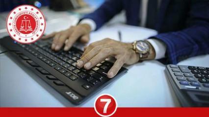 Adalet Bakanlığı 13 bin 202 memur ve personel alımı devam ediyor! Başvuru şartları neler?