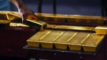 Altın fiyatları 9 ayın dibinden döndü