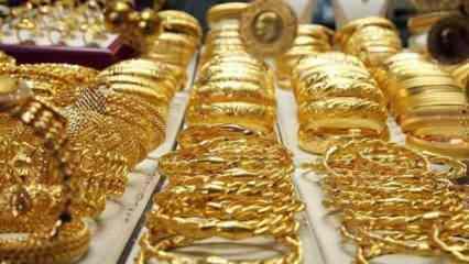 Son dakika: Altın fiyatlarına ne oluyor? Altın fiyatı dünyada çakıldı Türkiye'de ani yükseldi