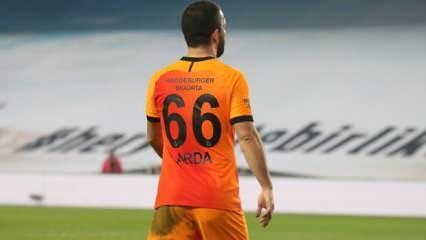 Ankaragücü maçı öncesi Arda'dan takıma uyarı