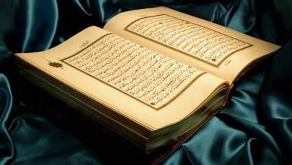 Bakara Suresinin ilk beş ayeti! Elif, Lam, Mim suresi okunuşu ve fazileti