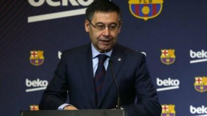Barcelona eski başkanı tutuklandı!