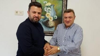 Bülent Uygun ile anlaşma sağlandı!