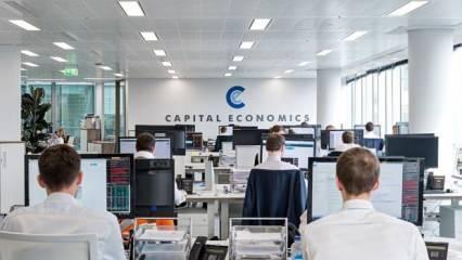 Son dakika haberi: Capital Economics: Türkiye'de enflasyon için istikrarlı düşüş başlayabilir
