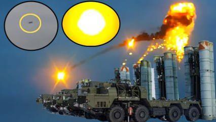 Ruslar duyunca şok oldu, Azerbaycan S-300'ü bu taktikle vurdu