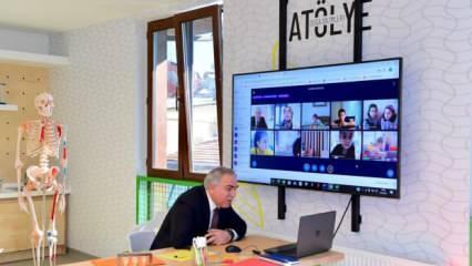 Fatih Belediyesi'nden Çocuklara Çevrimiçi Atölyeler