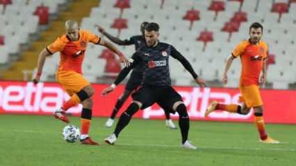 Galatasaray - Sivasspor!