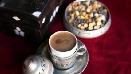 Gaziantep'in ünlü lezzetlerinden 'Menengiç Kahvesi' Avrupa Birliği yolunda!
