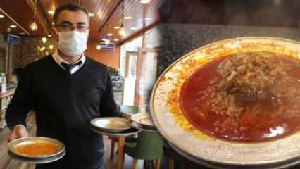 Gaziantep'in koronavirüs risk haritası eşsiz lezzeti 'beyran' sayesinde sarıya döndü!
