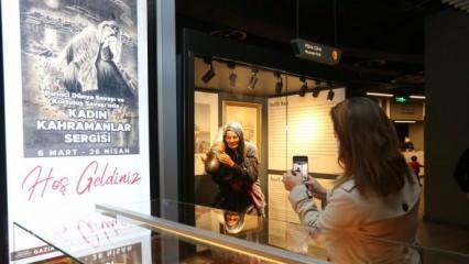 Gaziantep'te 'Kadın Kahramanlar Sergisi' ziyaretçilerine kapısını Panorama'da açıyor