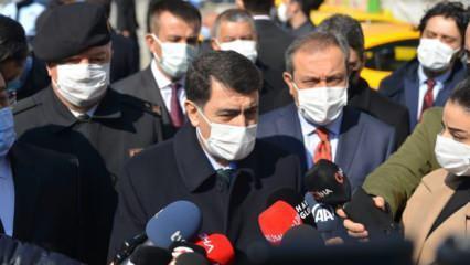 Ankara Valisi Vasip Şahin'den ekmek zammı açıklaması