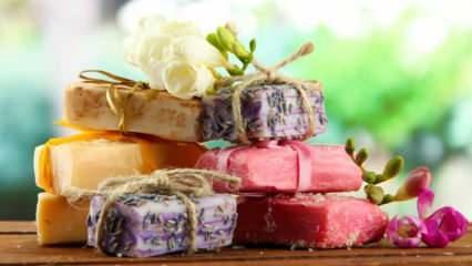Hangi sabun neye iyi geliyor? Doğal sabun çeşitleri ve faydaları