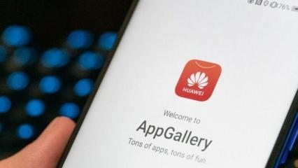 Huawei AppGallery aylık yarım milyar aktif kullanıcıyı geçti
