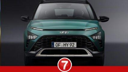 Hyundai'den Türkiye'nin en ucuz B-SUV aracı satışa sunuluyor! İşte Hyundai Bayon