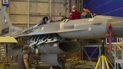ABD'nin F-35 kararı sonrası Türkiye'den yeni F-16 hamlesi