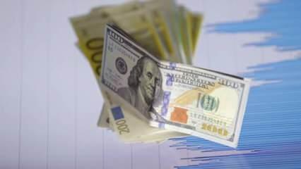 Son dakika haberi: Dolar/TL 7,70'e yaklaştı