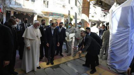 Irak'ta Papa'nın ziyareti nedeniyle 6 Mart 'ulusal hoşgörü' günü olarak ilan edildi