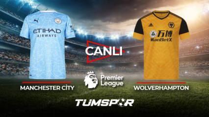 Manchester City Wolverhampton maçı canlı izle!   City Wolves maçı şifresiz canlı skor takip