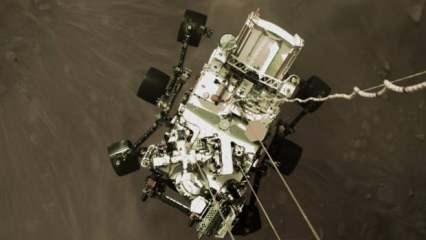 Mars'ta ilk sürüş gerçekleştirildi