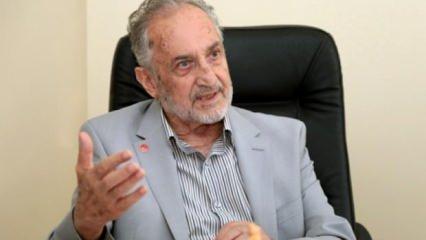Oğuzhan Asiltürk: 'Osman Nuri Kabaktepe'yi olumlu karşılıyorum'