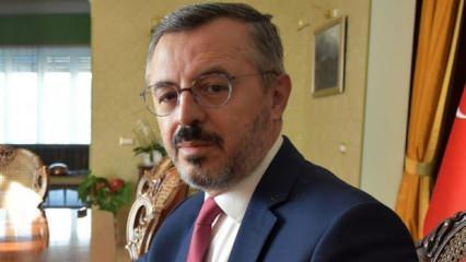 Papa'nın Irak ziyareti hakkında Vatikan Büyükelçisi Göktaş'tan açıklama