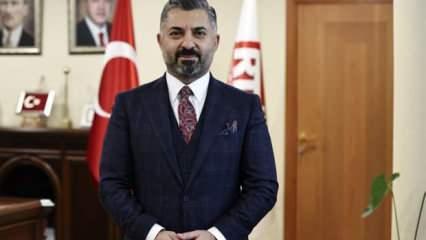 RTÜK Başkanı Ebubekir Şahin, Dijital Dünya Çalıştayı'nda konuştu