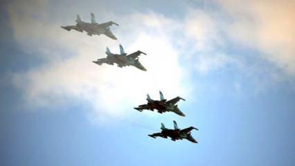 Savaş uçakları, İHA'lar, Pantsirler! Rusya Afrika'yı Wagner'le ele geçiriyor
