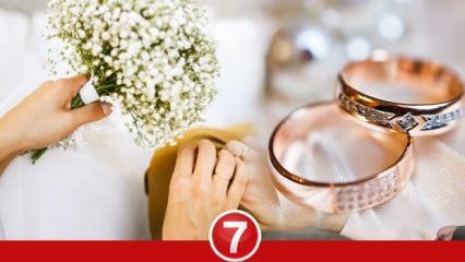 Rüyada evlilik teklifi almak ne demek? Rüyada evlilik teklifi aldığını görmek...