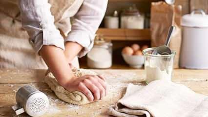Rüyada ekmek yaptığını görmek ne demek? Rüyada kuru ekmek yemek nasıl tabir edilir?