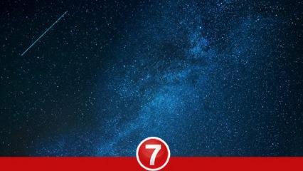 Rüyada gökyüzünde yıldızlar görmek nasıl tabir edilir? Rüyada yıldız kayması ne anlama gelir?
