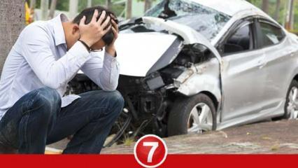 Rüyada kaza görmek ne demek? Rüyada başka birinin kaza geçirdiğini görmek neye işaret?