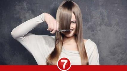 Rüyada saç kesmek ne demek? Rüyada makasla saç kesmek neye işaret eder?