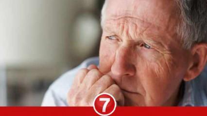 Genç birinin rüyada yaşlandığını görmesi hayırlı mıdır? Rüyada yaşlanmak neye işarettir?